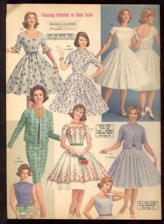 Lana Lobell Spring 1961 Catalog  Focusing Attention on Good Taste
