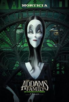 """They're all together, ooky. The Addams Family. See Morticia, Gomez, Wednesday and Pugsley in """"The Addams Family."""" The Addams Family in… Addams Family Morticia, The Addams Family, Action Movie Poster, Action Movies, Cult Movies, Movie Posters, Family Movies, Family Games, Addams Family Cartoon"""