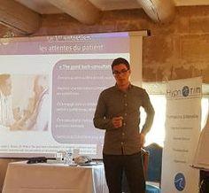 Intégration de l'hypnose en pratique soignante: formation en hypnose à Marseille. Laurence ADJADJ reçoit Théo CHAUMEIL, Kinésithérapeute et Hypnothérapeute à Paris