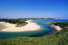Playa de Oyambre.  Spain