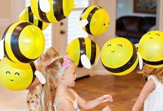 Bumblebee #Balloons