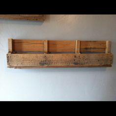 Pallet shelf!!