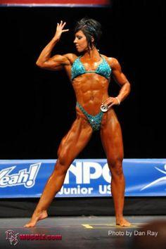 Dana Linn Bailey. she's my motivation, i would take her body in a heartbeat