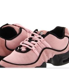 Bloch Shoes - Bloch pink shoes $25