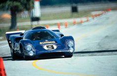 1969 Sebring Mark Donohue Lola T70Mk III B