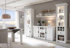 Diese traumhaft schöne Möbelserie ,»California« von Home affaire versprüht mit ihrem mediterranem Landhaus-Stil,