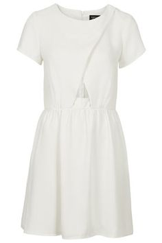 Wrap Front Flippy Dress - New In This Week  - New In