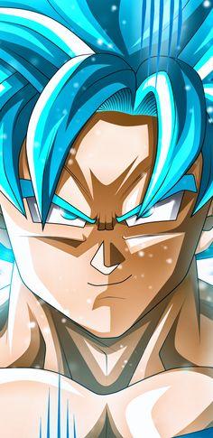 Son Goku is one of the best Samsung wallpapers. Son Goku, Dragon Ball Z, Goku Blue, Super Goku, Goku Wallpaper, Mobile Wallpaper, Goku Drawing, Super Anime, Grafiti