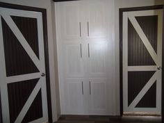 Double Wide Home, Barn Style Doors, Mobile Homes, Tall Cabinet Storage, Towels, New Homes, Farmhouse, 3d, Detail