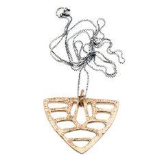 Shield Necklace - Odette, NY