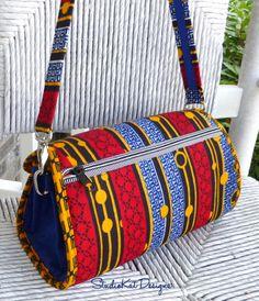 The Wrapsody handbag pattern | Studio Kat Designs