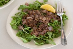 Mushroom, Farro and Fontina Salad | Recipe | Mushrooms, Salads and ...