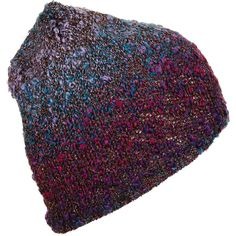 Space Dye Beanie ($28) ❤ liked on Polyvore