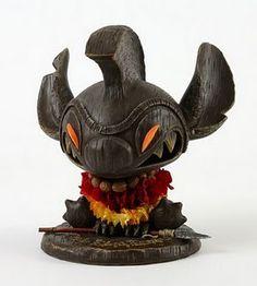 ah! Tiki-Stitch!