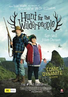 Hunt for the Wilderpeople - Film Review - Everywhere