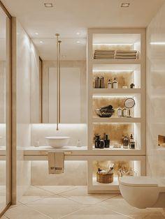 Home Room Design, Dream Home Design, Home Interior Design, House Design, Interior Ideas, Small Room Interior, Relaxing Bathroom, Bathroom Design Inspiration, Design Ideas