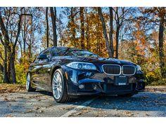 2013 BMW 535I  61200 miles, Blue exterior color with a Tan interior, 3.0L L6 FI DOHC 24V Engine, Automatic Transmission