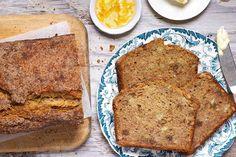 Whole Wheat Banana Bread: King Arthur Flour Whole Wheat Banana Bread, Healthy Banana Bread, Whole Wheat Flour, Banana Bread Recipes, Flour Recipes, Banana Nut, Bread Recipe King Arthur, King Arthur Flour, Mini Pizzas