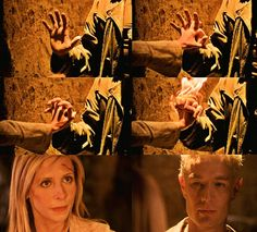 Buffy and Spike... GAH, TEARS