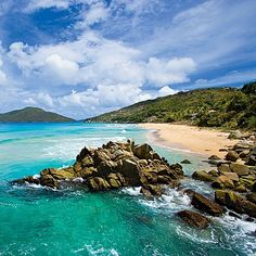 Tortola, British Virgin Islands - one of my favorite places in the world