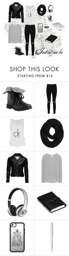 """""""Just ''let me'' be"""" by shailene-ivera ❤ liked on Polyvore featuring Hot Topic, Boohoo, Calvin Klein, prAna, VIPARO, Jardin des Orangers, Beats by Dr. Dre, Dyson, Aspinal of London and Casetify"""