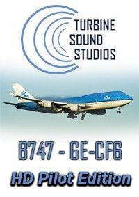 TSS : Boeing 747 GE-CF6-80C Pilot Edition FSX/P3D Turbine