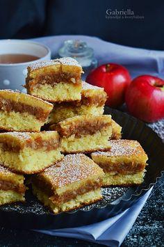 Gabriella kalandjai a konyhában :): Kavart almás Hungarian Cake, Hungarian Recipes, Cherry Cake, Lunch Meal Prep, Healthy Cookies, Winter Food, Cake Cookies, Cake Recipes, Food And Drink