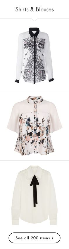 """""""Shirts & Blouses"""" by emma-oloughlin ❤ liked on Polyvore"""
