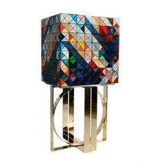 Pixel Limited Edition Cabinet by Boca Do Lobo #bocadolobo #interiors #design #homedecor #exclusive http://www.bocadolobo.com/