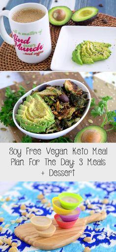 vegan keto meal plan diet blog
