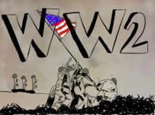 World War 2 by Angie Mann and Others