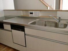 Washing Machine, Home Appliances, Kitchen, House, Interior Ideas, Home Decor, Decorating, Vessel Sink, House Appliances