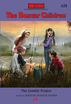 The Zombie Project Boxcar Children Mysteries By Gertrude Chandler Warner Childrens Ebooks