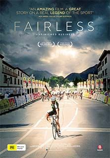 Fairless - This is the story of Steve Fairless who represented Australia in road cycling at the Seoul Olympics in 1988. After the games, with professional opportunities limited, Steve retired from the sport to return to dairy farming. He was 26 and in physiological terms, only really just arriving at his peak. However, the desire to compete never left him and at 50, Steve made a comeback of sorts. Within a season he was one of the best cyclists in the country.