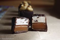 Choco Caramel Marshmallow T by Foodalution