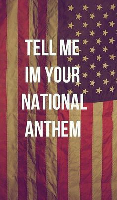 Pledge allegiance to the United States of Me...