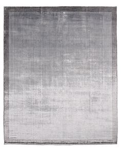 Marca Rug - Silver - 8' x 10' - $4995; 6' x 9' - $3295 from Restoration Hardware