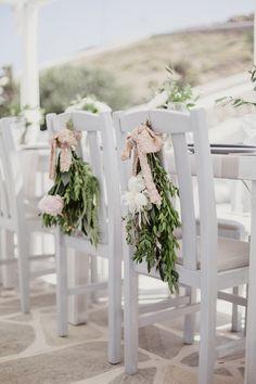Whimsical + Romantic Wedding in Mykonos, Greece: http://www.stylemepretty.com/destination-weddings/2015/10/22/whimsical-romantic-wedding-in-mykonos-greece/ | Photography: Shaun Menary Photo - http://shaunmenary.com/