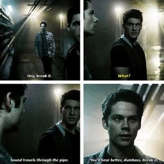 #TeenWolf #5x16 #LieAbility