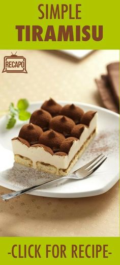 Have to try this Italian-style family dessert cook-off! Try out two simple tiramisu recipes, one from daughter and one from mom. Decide whose is better! http://www.recapo.com/the-chew/the-chew-recipes/the-chew-mom-vs-daughter-gido-family-italian-dessert-tiramisu-recipes/