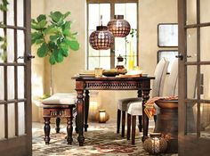 Maharaja Dining Table - Dining Tables - Kitchen & Dining Room ...