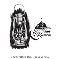 Ähnliche Bilder, Stockfotos und Vektorgrafiken von Hand drawn Sketch of Ramadan Background, Ramadan Kareem text with mosque Vector Illustration. Mosque Vector, Ramadan Background, Lantern Tattoo, Eid Mubarak Greetings, Video Clips, Stock Foto, Special Promotion, New Pictures, Drawing Ideas