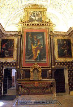 Leyendas de Sevilla: Monasterio de San Isidoro del Campo, -VI y final. Sacristía, Sala Capitular y Capilla del Reservado.