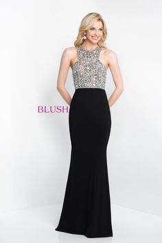 d4b3be19272 Check out the latest Blush Prom dresses at prom dress stores authorized by  the International Prom Association. Sara Loree s Bridal