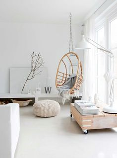http://www.lifewit.com/ #EggChair Home Room, Home Décor, Home Living Room, Apartment Living, Living Room On A Budget, Small Space Living, Small Spaces, Living Spaces, Scandinavian Interior Kids