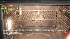 Evde Yoğurt Yapma (Fırında Yoğurt Mayalama) Neden kabağı açık buzdolabına koyuluyor, açıklaması videoda!