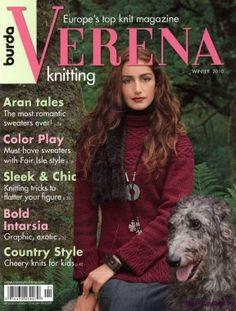 Burda Verena Knitting 10