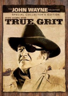 """""""True Grit"""" (1969) - I rented this every time we rented a VCR."""