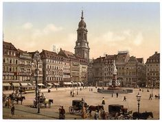 Das alte Dresden (Fotos, Postkarten, historische Gebäude, Bildvergleiche) | Album - Page 32 - SkyscraperCity