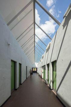 © 11h45 / Collège Montaigne, Lormont (33) - Art'ur Architectes